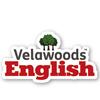 Logo Velawoods English